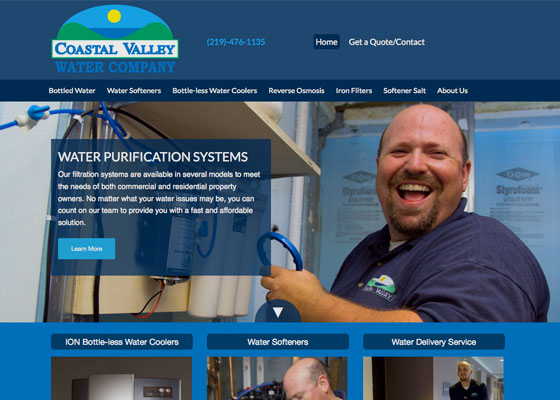 coastalvalleywater.com